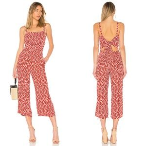 Faithfull the Brand Pants - Faithfull The Brand Playa Dancia Floral Jumpsuit